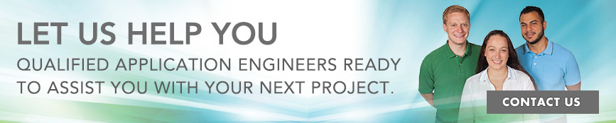 Qualified Application Engineers Ready to Assist you with your Next Project