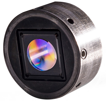 Variable Focus Moire Lenses