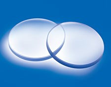 Calcium Fluoride Double-Convex (DCX) Lenses